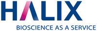 halix  bioscience as a service logo